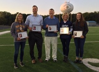 2019 MHS Hall of Fame inductees