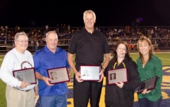MHS Athletic Hall of Fame 2013 Inductees